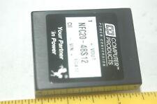 Cp Clare Nfc20-48S12 Dc To Dc 48Vdc In/12V Out 1.5 X 2 Pc Mount New Quantity-1