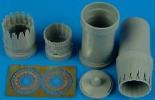 AIRES HOBBY 1/48 F15I RAAM EXHAUST NOZZLES FOR RVL (D) | 4496