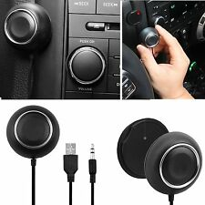 Bluetooth 4.0 Stereo Music Receiver A2DP 3.5mm Adapter Handsfree Car AUX Speaker