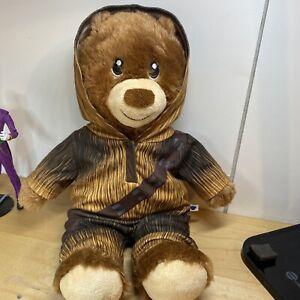 Build-A-Bear in Chewbacca Chewy Sleeper Star Wars Stuffed Bear