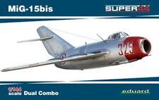 Eduard 1/144 Mikoyan MiG-15bis Dual Combo # 4442