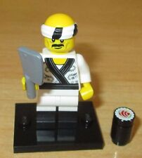 Lego 71019 Ninjago Movie Figur - Sushi Koch / Sushi Chef