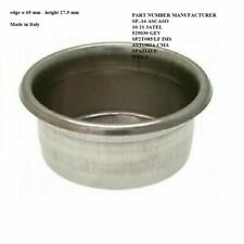 FILTER 2-CUP 14 g ø 65x27,5 mm,1160277,ASTORIA CMA,SPAZIALE,WEGA,