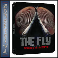 THE FLY    - LIMITED EDITION STEELBOOK *BRAND NEW  BLU-RAY***