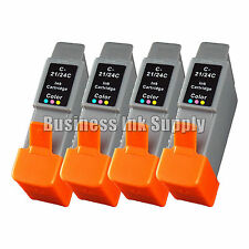 4 COLOR Ink BCI-24 CANON i250 i320 i450 i455 i470D S330