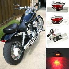 Motorcycle License Plate Tail Light For Honda VT Shadow Ace Spirit Aero Deluxe