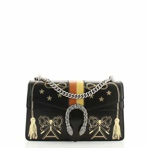 Gucci Dionysus Bag Printed Leather Small