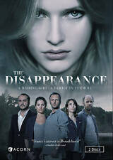 THE DISAPPEARANCE DVD 2-Disc Set 2016 Widescreen 8 Episodes >NEW<
