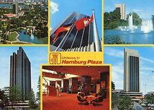 Alte Postkarte - Hamburg Plaza