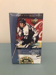 05/06 Upper deck Series 1 Blaster Box Sidney Crosby rookie Card