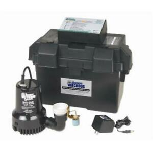 Glentronics BWSP Watchdog Special Battery Back Up Sump Pump System