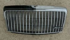 LINCOLN TOWN CAR 1995-1997 FRONT CHROME GRILLE GRILL INSERT EMBLEM OEM