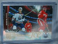 2018-19 Upper Deck Parkhurst View from the Ice #VI-1 Connor McDavid Oilers