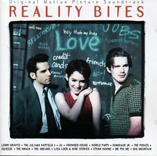 REALITY BITES Original Soundtrack CD NEW Lenny Kravitz U2 Crowded House Squeeze