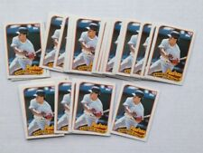 1989 TOPPS #206 ROBERTO ALOMAR ROOKIE Lot of 50 cards