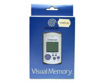 ## original SEGA DREAMCAST VMU / MEMORY CARD in OVP ##