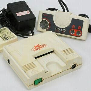 PC Engine Console PI-TG001 Tested System Ref 20210917