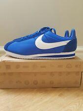 Nike Classic Cortez  blue/White  Size  Uk 8.5