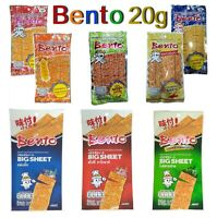 New 20g BENTO JUMBO Bag THAI SQUID SEAFOOD SNACK DELICIOUS SWEET SPICY Flavour