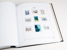 Davo LX Album Frankrijk I 1849-1949 France Frankreich Francia avec pochettes