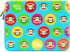 "Paul Frank Laptop Sleeve 15"" Macbook Pro Notebook Case Julius Monkey Brand New"
