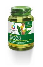 Colours Of Life The Verde Egcg 60 Capsule 551 Mg