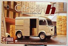 1948 Citroen Fourgon Type H  1:24 Ebbro 25007