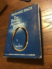 The Bridge Across Forever By Richard Bach (1984, Hardcover) 1st Edition Vintage!
