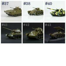 1:43 Russian tanks MODIMIO Collections