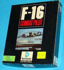 F-16 Combat Pilot - Atari ST 520 1040 - PAL