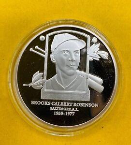Brooks Calbert Robinson Baseball's Greatest Players Hall Of Fame-3