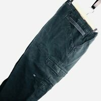 5.11 Tactical Mens Pants Size 42 x 30 Black Solid Canvas