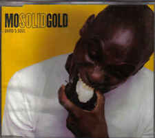Mo solid gold- Davids soul cd maxi single