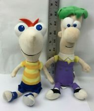 Phineas & Ferb Plush Used Loose Disney Store