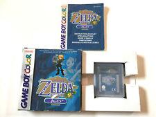 Legend of Zelda Oracle of Ages in OVP Box CIB - Nintendo GameBoy Color #17