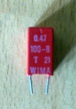 Condensador 0.47uf 100 V SMD/SMT