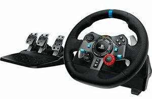 Logitech G29 Driving Force Racing Steering Wheel for PS4, PS3 and PC