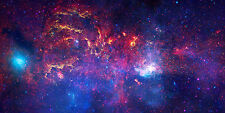"Hubble Galactic Centre Region Huge 64"" x 32.3"" High Quality Canvas Print"
