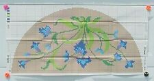 Shillcraft Exacta-Graph Paper Pattern -#519 Dansk 22x44 semi w/recipe