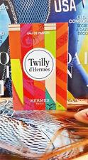 TWILLY D'HERMES by HERMES PARIS EAU DE PARFUM 2ml .06oz MINI SPRAY SAMPLE NEW