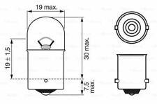 Genuine OE BOSCH 1987302284 R5W 12 V / 5 W Tail Lamp Car Bulb