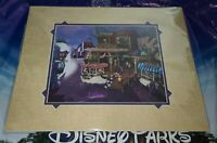 "Disney Parks The World Famous Jungle Cruise Skippers 18"" x 14"" Print DJ Clulow"