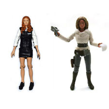 Dr. Doctor Who Amy Pond Police Uniform & River Song Loose Action Figure