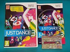 NINTENDO Wii : just dance 3