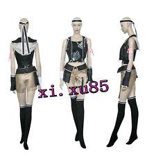 Hot Final Fantasy VII 7 Yuffie Kisaragi Cosplay Costume Any Size High Quality
