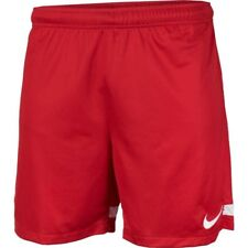 NIKE DRI-FIT KNIT SHORT II RED/WHITE X-Large 520472-657 Football Sport Training