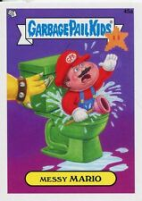 Garbage Pail Kids Mini Cards 2013 Base Card 45a Messy MARIO