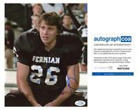 "Garrett Hedlund ""Friday Night Lights"" AUTOGRAPH Signed 8x10 Photo ACOA"