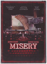 MISERY (DVD, 2014) NEW