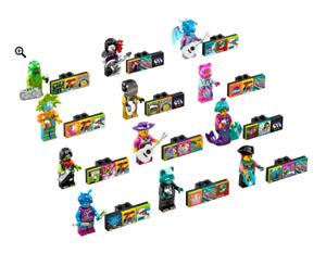 LEGO® 43108 Vidiyo Bandmates Serie 2 Neu & Unbespielt Sofort lieferbar